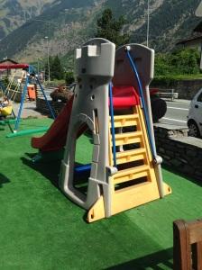 playground morgex