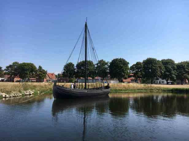 Roskilde- Il museo delle navi vikinghe (2)